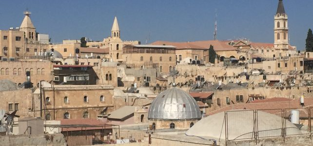 Bezinningsreis Israël